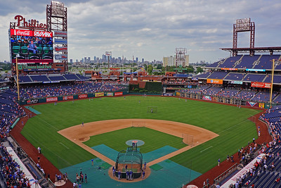 Citizens Bank Park from the Upper Deck