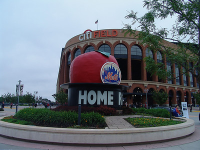 Outside of Citi Field