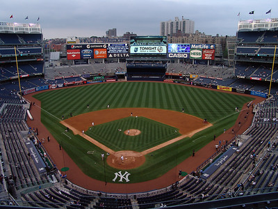 Yankee Stadium Wide Angle