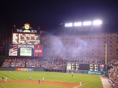 Camden Yards- Baltimore