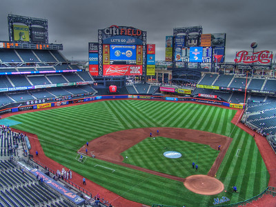 Citi Field Painting