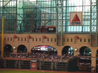 Minute Maid Park- Houston
