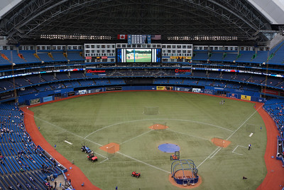 Rogers Center Upper Deck