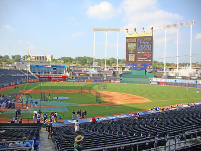BP at Kauffman
