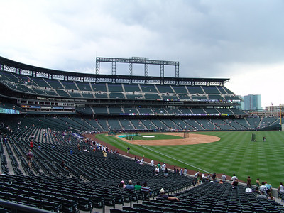 Coors Field Right Field