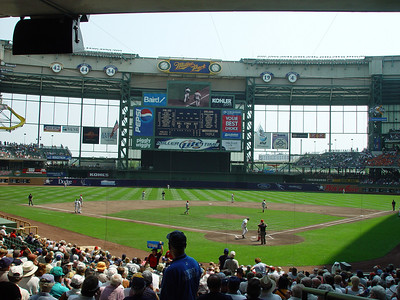 Miller Park- Milwaukee