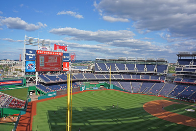Upper Deck, Nationals Park