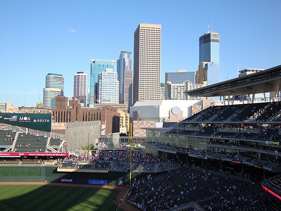 Outdoor Baseball in Minnesota