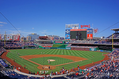 Club Level Nationals Park