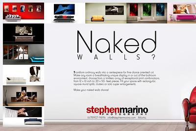 Naked Walls