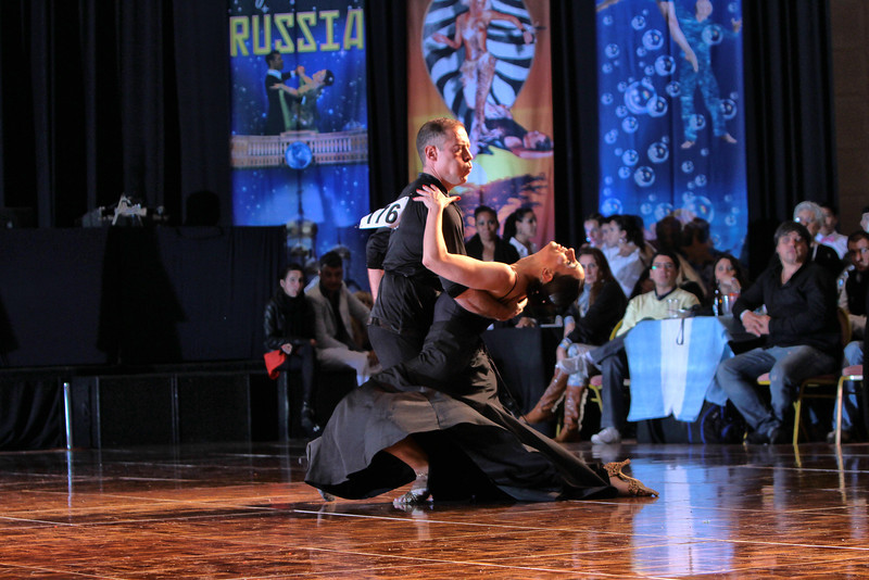 2013 South American Open