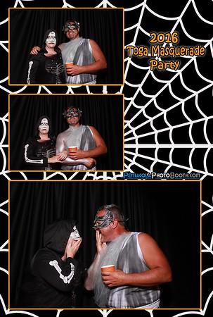2016 Toga Masquerade Party 10-29-2016