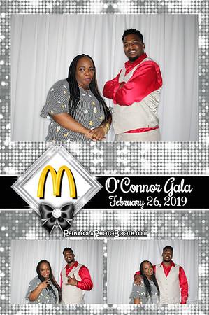 O'Connor Gala - McDonald's 2-26-2019