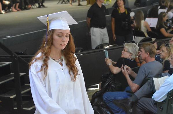 Ballston Spa High School graduation