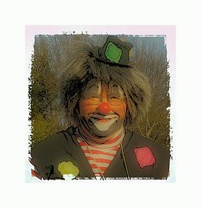 Balluminaria Clown