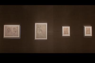 Balthus Unfinished Room III