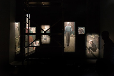 Balthus Unfinished [Lausanne, 2018]