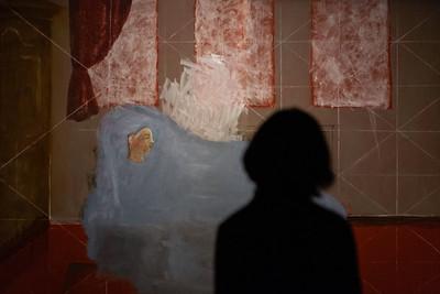 Balthus Unfinished Room II