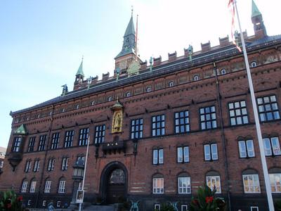 Town Hall in Rauspladsen