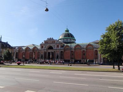 Ny Carlsberg Glyptotek - art museum
