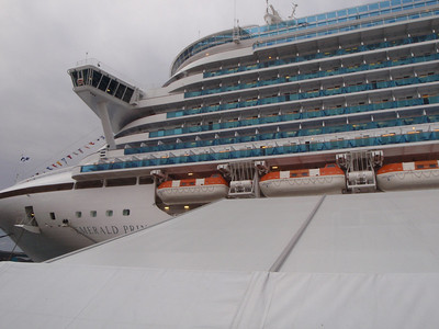 Goodbye Emerald Princess!