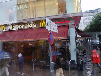 A McDonalds!