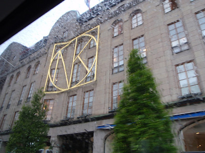 NK is Sweden's most luxurious department store