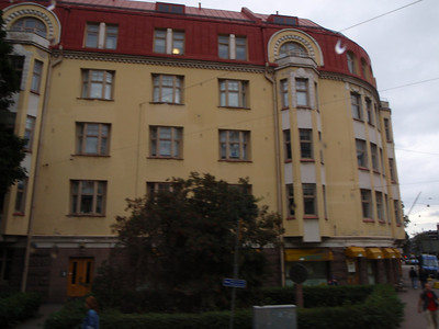 Typical architecture