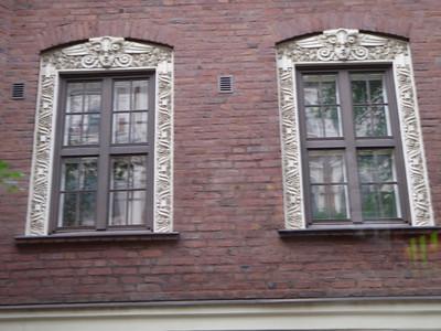 Ornate architecture!