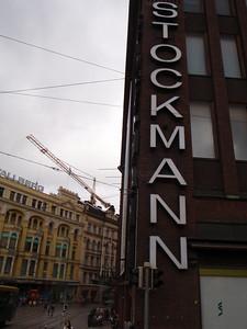 Stockmann's - a major department store