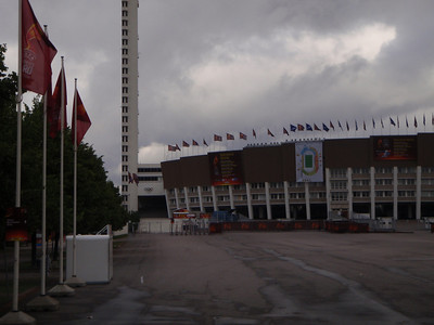 UEFA Women's 2009 Euro Soccer Championship is being held here