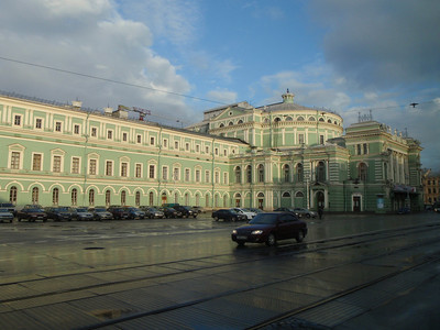 Mariinsky Ballet Theater