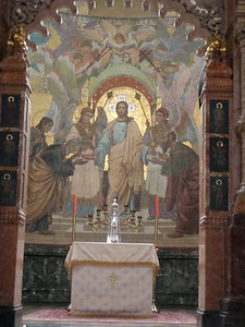 Looking beyond the iconostasis
