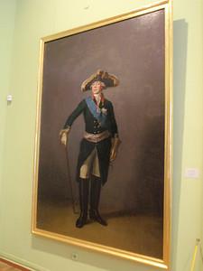 Portrait of Emperor Paul I