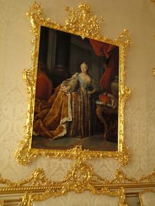 Portrait of Catherine #?
