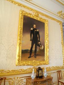 Emperor Alexander II portrait