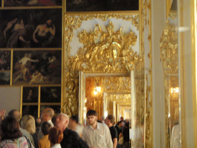 Exitting the Amber Room