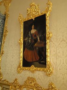 Portrait of Empress Elizabeth