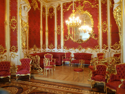 The Boudoir of Empress Maria Alexandrovna