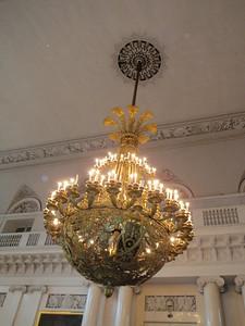 Massive chandelier!