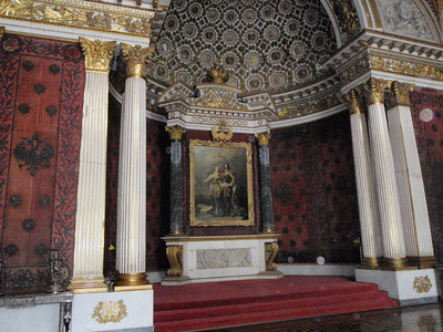 The Peter Hall (Small Throne Room)