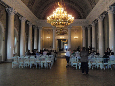 Banquet Hall...used for entertaining