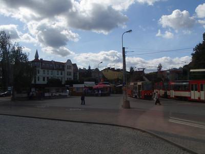 City market along the way
