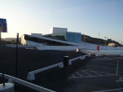 New Oslo Opera House