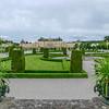 long view Drottningholm castle