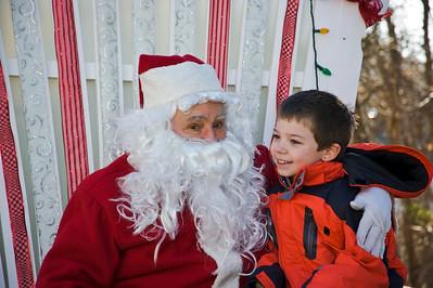 Baltic FD Santa Run 2014
