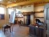 Pracownia Rembrandta.<br /> <br /> Rembrandt's workshop.