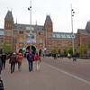 Budynek muzeum narodowego z zewnatrz.<br /> <br /> The National Museum from the outside.