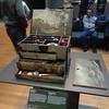 Pudlo z narzedziami artysty.<br /> <br /> An artist's tool box.