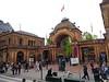 Glowne wejscie do parku rozrywki Tivoli.<br /> <br /> <br /> Main entrance to the Tivoli amusement park.